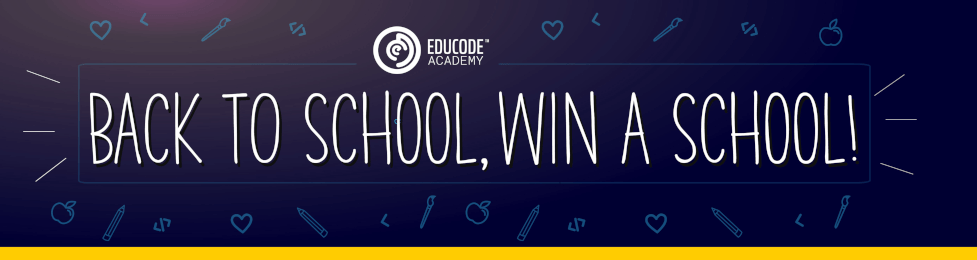 Back to School, Win a School Contest!
